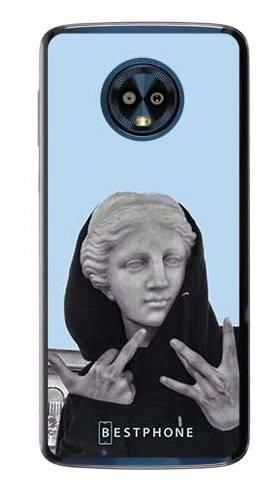 Etui posąg joł na Motorola Moto G6