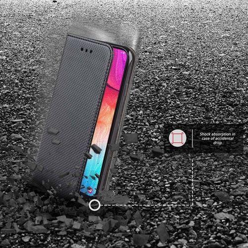 Etui z klapką portfel Flip Magnet XIAOMI REDMI 8A czarne