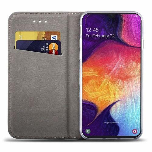 Etui z klapką portfel Flip Magnet XIAOMI REDMI 8A złote