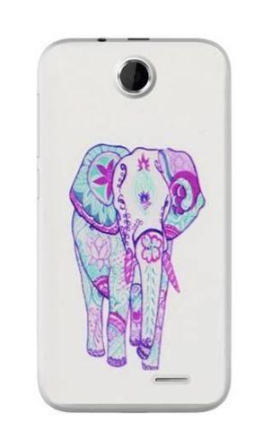 FANCY HTC Desire 310 słoń aztec
