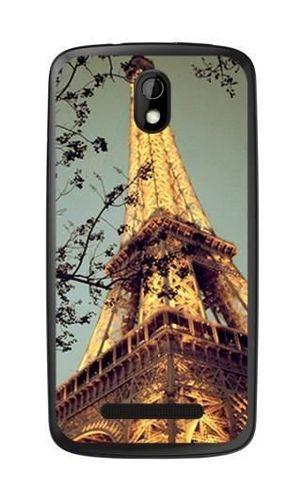 FANCY HTC Desire 500 wieża eifla