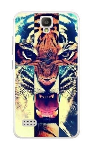 FANCY HUAWEI Y5 tygrys krzyż