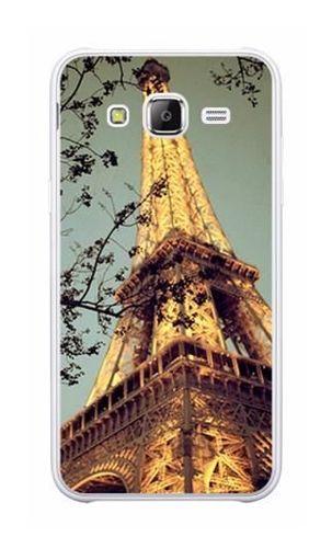 FANCY Samsung GALAXY J5 wieża eifla
