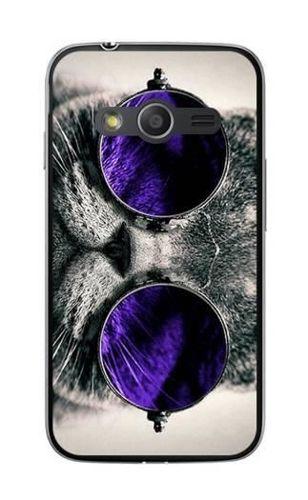 FANCY Samsung GALAXY TREND 2 LITE kot w okularach