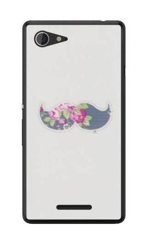 FANCY Sony XPERIA E3 wąs kwiatowy