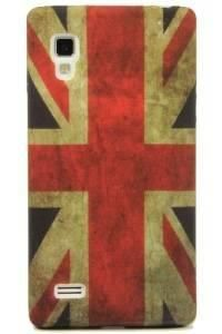 FLOWER LG Swift L9 flaga uk vintage