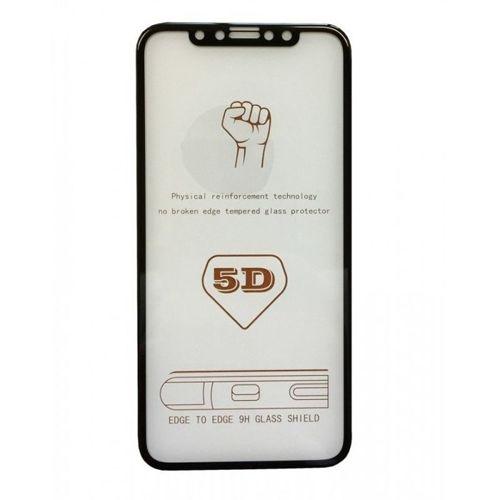 Hartowane szkło 5D SAMSUNG S9 czarne full glue