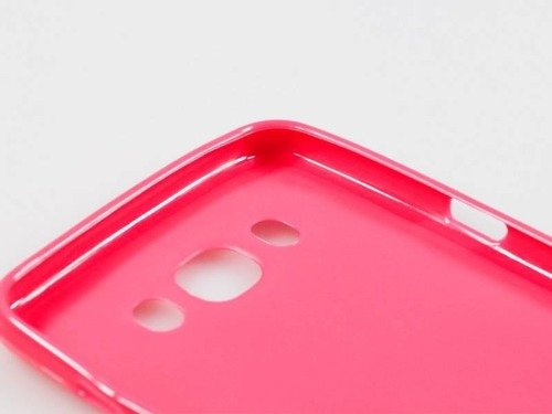 JELLY HTC Desire 300 pudrowy