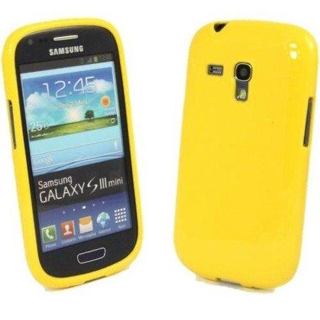 JELLY Sony Xperia M żółty