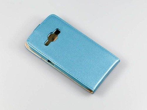 """Kabura FLEXI Asus ZenFone 2 5"""" niebieski"""