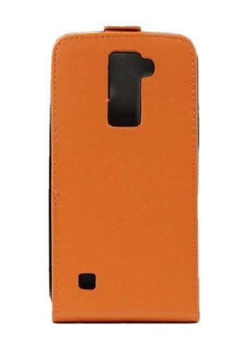 Kabura FLEXI LG K10 pomarańczowy