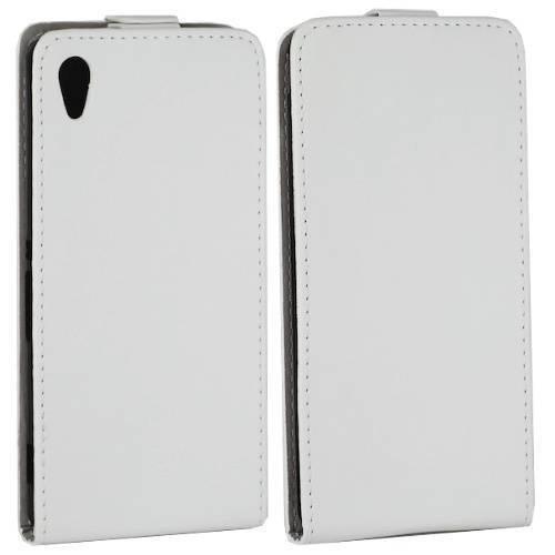 Kabura FLEXI Sony Xperia M4 Aqua biały