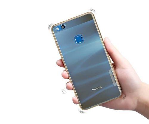 NILLKIN NATURE TPU Huawei P10 LITE brązowy