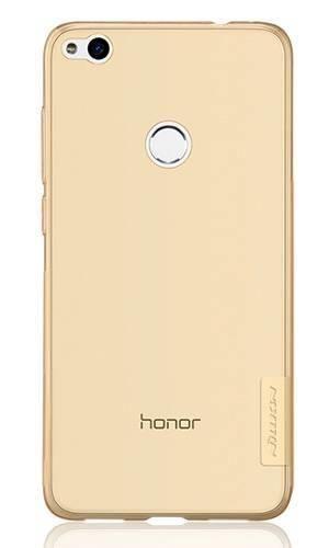 NILLKIN NATURE TPU Huawei P9 LITE (2017)  brązowy