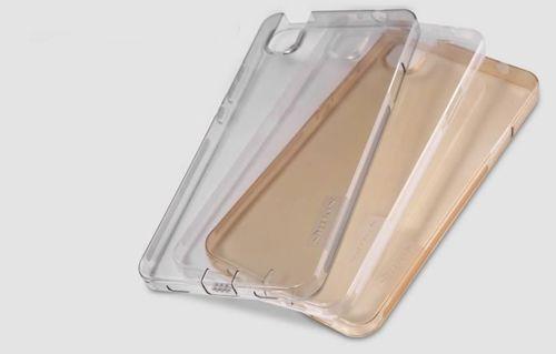 NILLKIN NATURE TPU Huawei ShotX szary