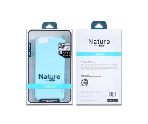 NILLKIN NATURE TPU Samsung Galaxy GRAND PRIME szary
