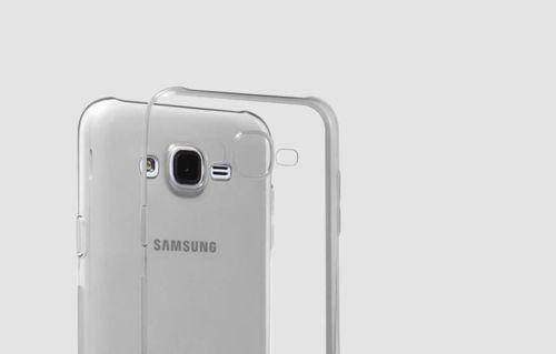 NILLKIN NATURE TPU Samsung Galaxy J5 brązowy