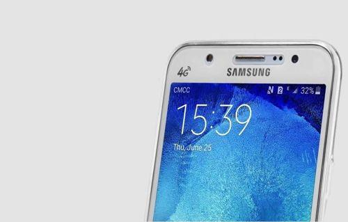 NILLKIN NATURE TPU Samsung Galaxy J5 szary