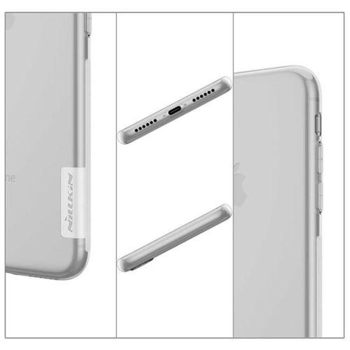 NILLKIN NATURE TPU iPhone X biały