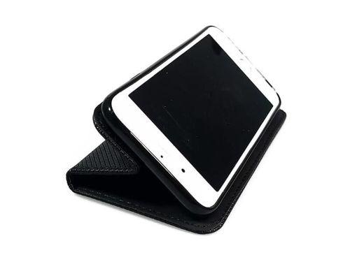 PORTFEL magnetyczny Motorola MOTO E6 czarny