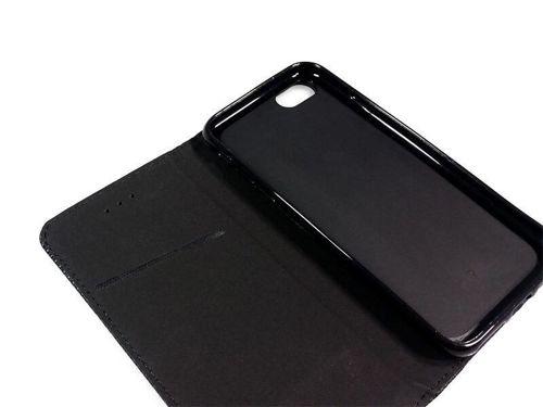 PORTFEL magnetyczny Xiaomi Redmi 8A czarny