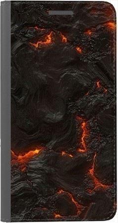 Portfel DUX DUCIS Skin PRO czarna lawa na Huawei Honor 7x