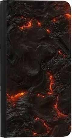 Portfel DUX DUCIS Skin PRO czarna lawa na Samsung Galaxy A70