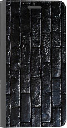 Portfel DUX DUCIS Skin PRO czarne cegły na Xiaomi Redmi Note 5a