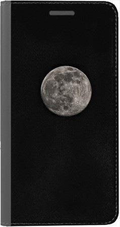 Portfel DUX DUCIS Skin PRO czarny księżyc na Huawei Honor 10