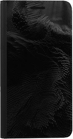 Portfel DUX DUCIS Skin PRO czarny wiatr na Samsung Galaxy A70
