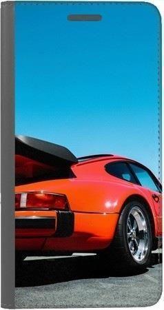Portfel DUX DUCIS Skin PRO czerwony samochód na Huawei Honor 10