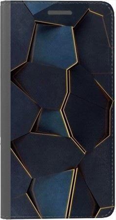 Portfel DUX DUCIS Skin PRO granatowe platformy na Huawei Honor 10