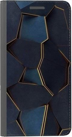 Portfel DUX DUCIS Skin PRO granatowe platformy na Huawei Honor 7x