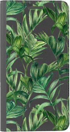 Portfel DUX DUCIS Skin PRO liście tropikalne na Huawei Honor 10