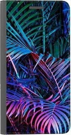 Portfel DUX DUCIS Skin PRO tropikalne fluo na Huawei Honor 10