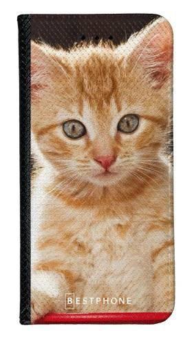 Portfel Wallet Case LG G8 ThinQ rudy kot