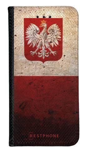 Portfel Wallet Case LG K40 POLSKA