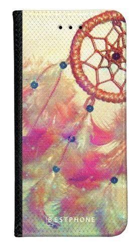 Portfel Wallet Case LG K40 łapacz snów pórka