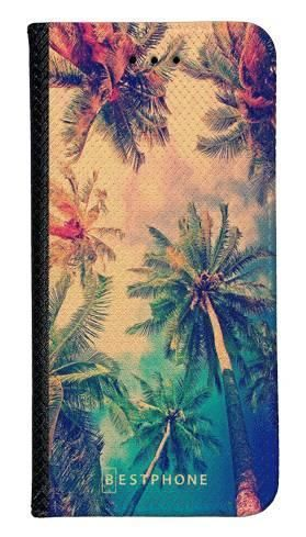 Portfel Wallet Case LG K40 palmy