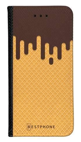 Portfel Wallet Case LG K40 wafelek loda