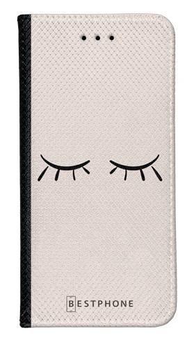 Portfel Wallet Case Samsung Galaxy A10e oczka