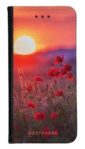 Portfel Wallet Case Samsung Galaxy Core Prime maki