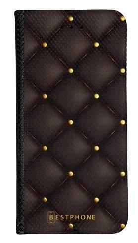 Portfel Wallet Case Samsung Galaxy Core Prime pikowana skóra