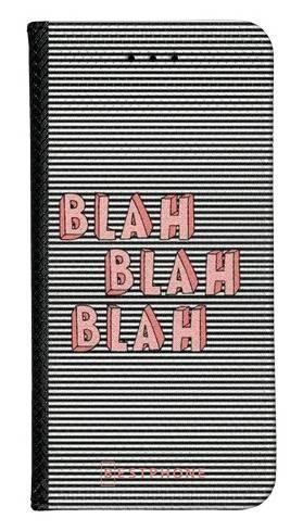 Portfel Wallet Case Samsung Galaxy Note 10 BLAH