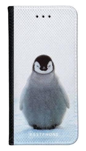 Portfel Wallet Case Samsung Galaxy Note 10 pingwinek