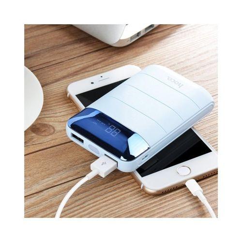 Power Bank Powerbank 10000mAh Hoco Domon B29 bateria zewnętrzna biały