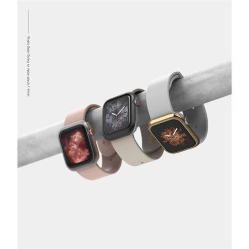 RINGKE obudowa nakładka BEZEL STYLING APPLE WATCH 4/5 (40MM) GLOSSY GOLD