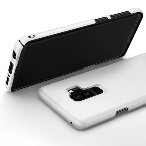 Ringke Slim ultracienkie etui pokrowiec Samsung Galaxy S9 Plus G965 niebieski (SLSG0039-RPKG)