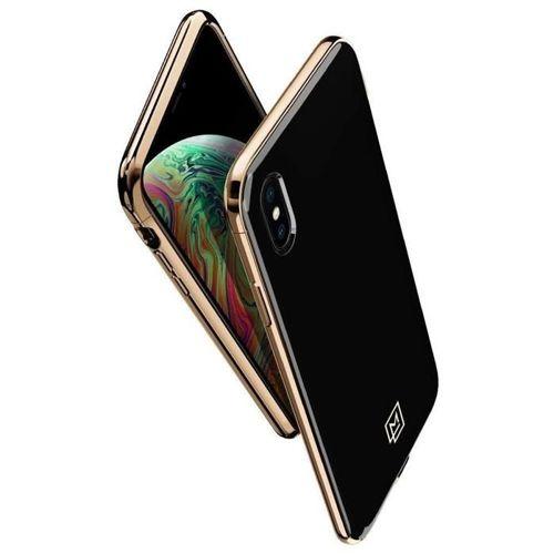 SPIGEN LA MANON ETUI IPHONE X/XS GOLD BLACK