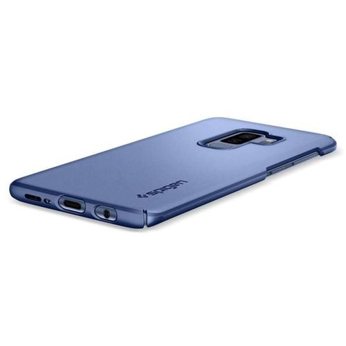 SPIGEN THIN FIT GALAXY S9+ PLUS CORAL BLUE
